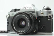 【EXC+++++】 Canon AE-1 Program SLR Film Camera + NFD 28mm F2.8 Lens From JAPAN