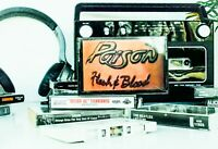 Poison: Flesh & Blood (1990, Capitol Records) ~ Cassette Tape ~ Heavy Metal