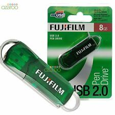 New Fujifilm USB 8GB 2.0 High Speed Computer Laptop Pen Drive Document Storage