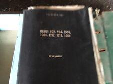 Ursus Repair Manual