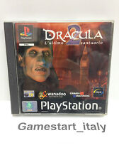 DRACULA 2 L'ULTIMO SANTUARIO (SONY PS1) USATO COME DA FOTO - PAL VERSION USED