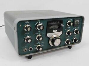 Heathkit SB-100 Vintage Ham Radio Transceiver (has modification, untested)