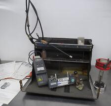 Viessmann Testomatik Gas Rauchgas Messgerät im Koffer inkl. Zubehör