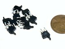 10 Piece push button switch Reset mini small Micro Limit Switch Lever Camera A26