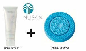NUSKIN  LumiSpa Activating Cleanser Peau Sèche + Tète Silicone Peaux Mixtes