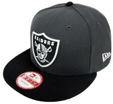 New Era Snapback Raiders Hats for Men