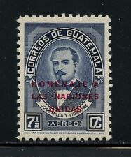 Guatemala 1959  United Nations OVERPRINTED    1v.   MNH  M793
