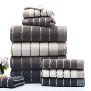 2pcs/lot 29X13in Face/hand/foot towel 100% pure cotton hair towel Beach towel