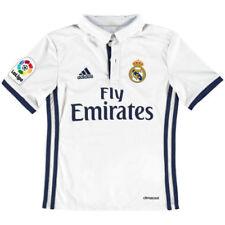 Camiseta de fútbol de clubes españoles gris adidas