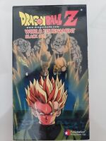 DRAGONBALL Z Set of 12 VHS TAPES CLASSIC ANIMATED SERIES! 39 TOTAL EPISODES!