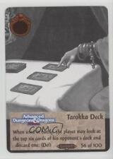 1994 Spellfire: Master the Magic - Ravenloft First Edition #56 Tarokka Deck 2k3