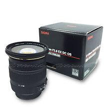 SIGMA 17-50mm f/2.8 EX DC OS HSM CANON LENS *UK* TAX FREE #SI133X