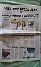 CORRIERE DELLA SERA ATENE 2004 28 AGOSTO MONTANO CHECHI CASSINA VEZZALI TRILLINI