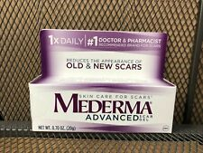 Mederma Advanced Scar Gel Skin Care For Scars 0.7 oz (20g) Expires JUNE 2020