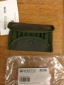 Beretta GAMEKEEPER Flap  Cartridge Wallet BSC435510702-WorldWide Ship
