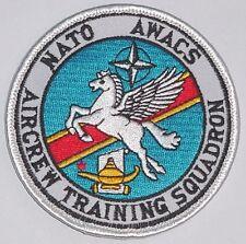 Aufnäher Patch Bundeswehr NATO AWACS Aircrew Training Squadron ..........A2278K