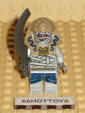 LEGO Pharaoh's Quest 7325 Mummy MiniFigure New
