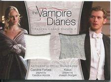 Vampire Diaries Season 3 Dual Wardrobe DM-02 Rebekah and Klaus