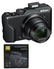 Nikon COOLPIX A1000 Digital Camera 16 MP 4K UHD Wide 35X Optical NIKKOR Wi-Fi ✅✅