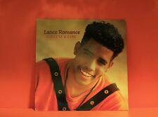 LANCE ROMANCE - FORTUNE & FAME - 1991 WRAP - NM LP VINYL RECORD -T