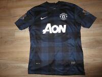 adnan Januzaj #44 Manchester United Nike Soccer Football Jersey Medium M mens