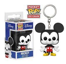 Disney Mickey Mouse Funko Pocket Pop! Vinyl Keychain
