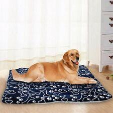 Pet Home LAVABLE Manta grande perro cama Cojín Colchón Kennel SUAVE CAJÓN ALFOMBRA