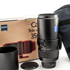 Carl Zeiss F. Contax 645 4/350 mm Tele-apotessar T *