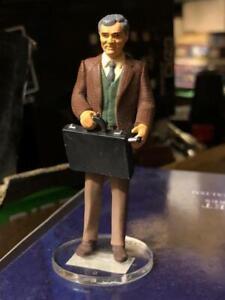 CORGI Icon JAMES BOND 007 Diecast Q Figurine 1999 F04191 Metal Figure No Box