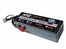 HRB Drone AKKU 18.5V 3000mAh 35C Max 70C 5S Battery Lipo Bateria For Helicopter