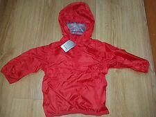 Maschi o femmine Prossimo Rosso Impermeabile Cag in una borsa Pac Un Mac Cappotto Taglia 12 - 18 LAV