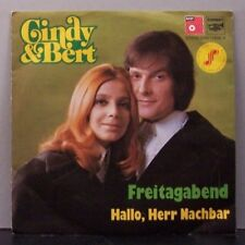 "(o) Cindy & Bert - Freitagabend (7"" Single)"