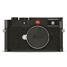 Leica M10-R 40.0MP Digital Rangefinder Camera - Black (Body Only)