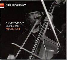 Niels Praestholm - The Gyroscope String Trio, Precessions  Freejazz aus Dänemark