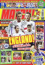 ENGLAND / MAN UTD / INTER MILAN / REAL MADRIDMatchJun282004 - 5