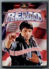 Remo Williams The Adventure Begins DVD Fred Ward Joel Grey Wilford Brimley