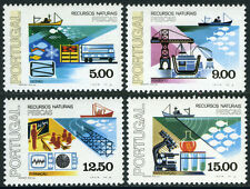 Portugal 1400-1403, MNH. Natural resources. Fishing Industry. Trawlers, 1978