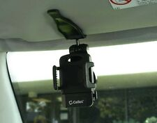 Universal car mount cellphone holder for LG Optimus G4 G5 visor clip sun visor
