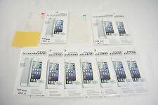 10x New Clear Front+Back Screen Protector Film *Full Body* For Apple iPhone 4 4S