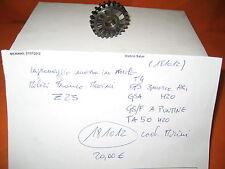INGRANAGGIO MESSA IN MOTO MOTORI FRANCO MORINI T4 GS GSA GS/F TA 50 CODE 181012