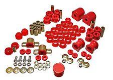 Energy Hyper Flex Master Bushing Kit For Nissan SENTRA 91 92 93 94 RED