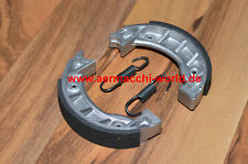 Aermacchi Harley X90, X-90, Shortster brake shoes & linings & springs 44073-65