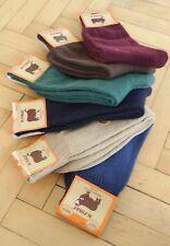 New Turkish %100 Merino Wool Men Socks Mix Colour-Warmly-1 Lot 6 Pairs-Winter