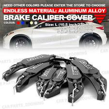 BK Aluminum alloy 3D ENDLESS Style Universal Brake Caliper Cover 6 pcs L+M+S W3