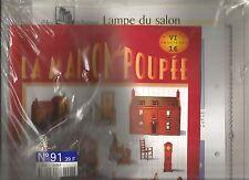LA MAISON DE POUPEE - DELPRADO - N°91 - LAMPE DU SALON