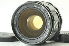 【Exc+++】 Asahi Pentax Super Takumar 35mm f/2 for M42 Wide Angle Lens From Japan