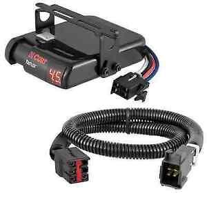 Curt TriFlex Brake Control & Wiring Harness Kit for F-150/F-250/F-350/E-Series