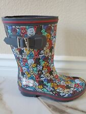 Bobs For Dogs Rainboots, Sz 5