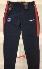 Nike Paris Saint Germain Dri Fit Pantalones de fútbol para hombre equipo nuevo con etiquetas Med