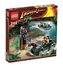 LEGO Indiana Jones River Chase (#7625)